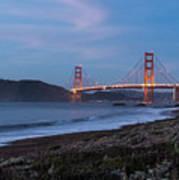 Golden Gate Bridge 2 Art Print