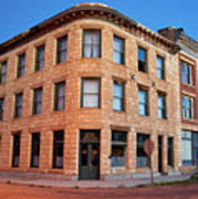 Goldfield Consolidated Mines Building Art Print