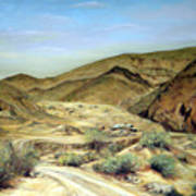 Goler Gultch California Art Print by Evelyne Boynton Grierson