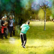 Golf Vivendi Trophy In France 02 Art Print