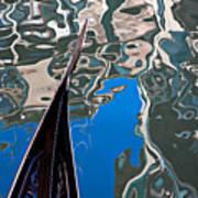 Gondola 8 Art Print