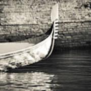 Gondola Wall Art Print