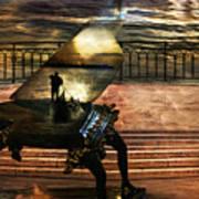 Gondolier Sonata Art Print
