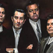 Goodfellas Print by Ylli Haruni