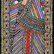 Gopi Art Print