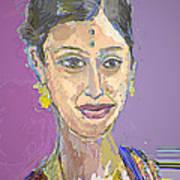 Gopika II Art Print