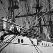 Gorch Fock ... Art Print