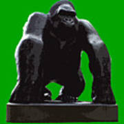 Gorilla Art Art Print