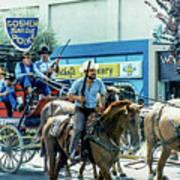 Goshen Parade 1980-3 Art Print