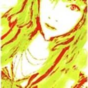 Goshikku Gyaru Art Print