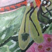 Gossamer Wings  The Dragonfly Series I Art Print