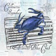 Gourmet Shellfish 1 Art Print