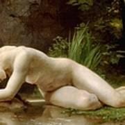 Grace In Nudity Art Print