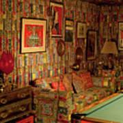 Graceland The Home Of Elvis Presley, Memphis, Tennessee Art Print