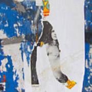Graffiti #1285 Art Print