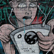 Graffiti 13 Art Print
