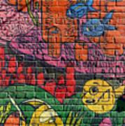 Graffiti 20 Art Print