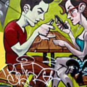Graffiti 7 Art Print