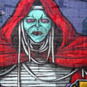 Graffiti 8 Art Print