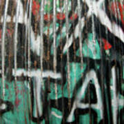 Graffiti Abstract 1 Art Print