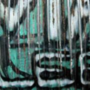 Graffiti Abstract 2 Art Print