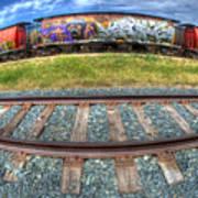 Graffiti Genius 2 Art Print