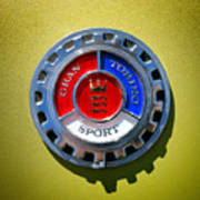 Gran Torino Sport Art Print