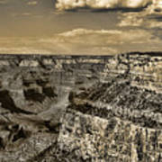 Grand Canyon - Anselized Art Print