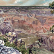 Grand Canyon 08 Art Print