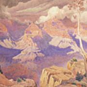 Grand Canyon, 1927  Art Print