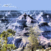 Grand Canyon 2284 Art Print