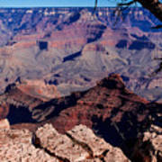 Grand Canyon 7 Art Print