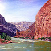 Grand Canyon I Art Print