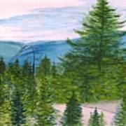 Grand Canyon Of West Virginia Art Print