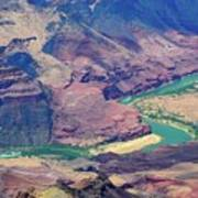 Grand Canyon Series 4 Art Print