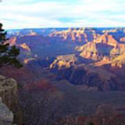 Grand Canyon South Rim Art Print
