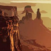 Grand Canyon - Usa Art Print