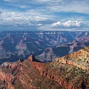 Grand Canyon View 1 Art Print