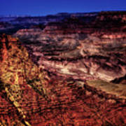 Grand Canyon Views No. 1 Art Print