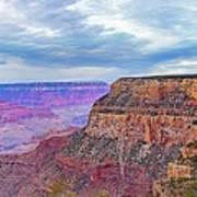 Grand Canyon Village Panorama Art Print