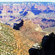 Grand Canyon4 Art Print