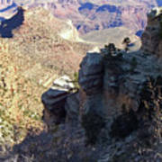 Grand Canyon5 Art Print