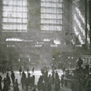 Grand Central Station, New York City, 1925 Art Print