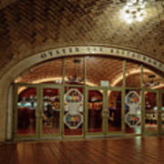 Grand Central Terminal Oyster Bar Art Print
