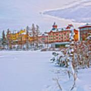 Grand Hotel Kempinski V4 Art Print