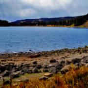 Grand Mesa Lake Art Print