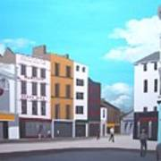 Grand Parade, Cork Art Print