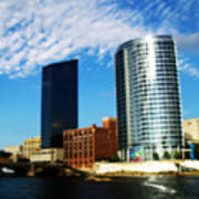 Grand Rapids Michigan Is Grand Art Print