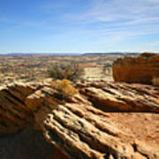 Grand Staircase Escalante National Monument Art Print