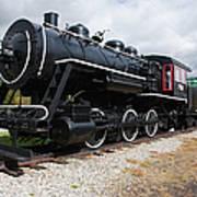 Grand Trunk Railroad - Gorham New Hampshire Usa Art Print